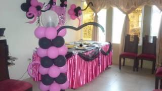 Mi Cumpleaños Monster High