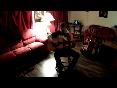 Lego House Ed Sheeran Cover by Chris Scheib