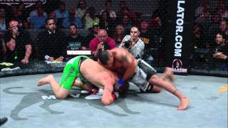 Bellator MMA Moment: Hector Lombard Knocks Out Trevor
