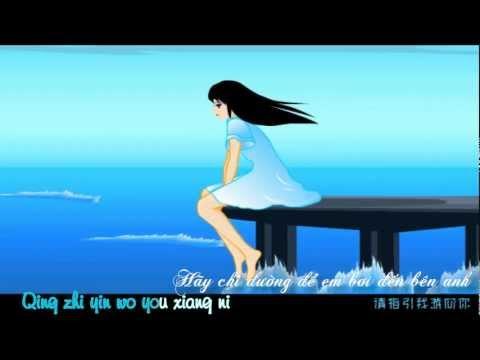 Love you and love me-Xích đạo và Bắc cực-赤道和北极-张瑶-Zhang Yao-VideoStudio X4