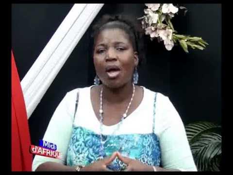 Midi Afrique 11 Juin 2013 Mireille