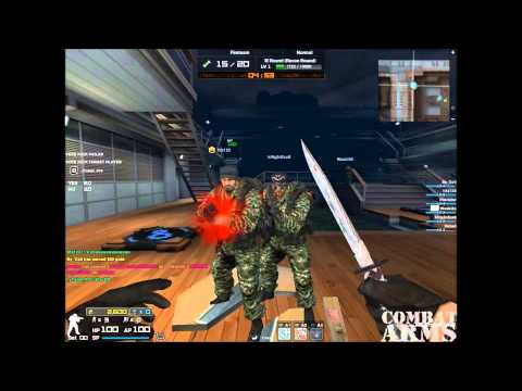 Combat Arms EU - Best of Block UP !