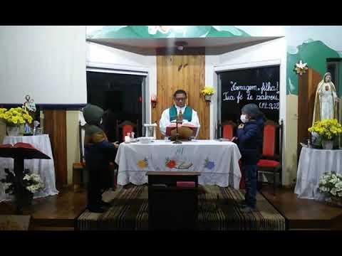 Santa Missa | 24.07.2021 | Sábado | Padre Francisco de Assis | ANSPAZ