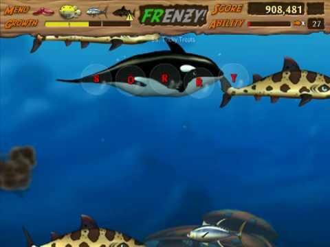 feeding frenzy (video game)