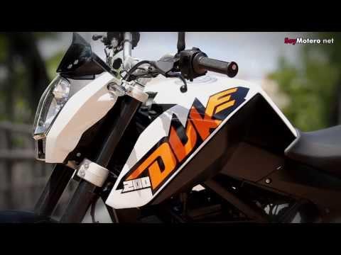 Prueba KTM 200 DUKE 2013