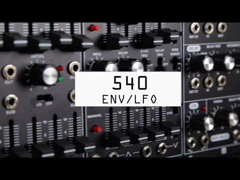 Roland System 500 Modular Synth - 540 Dual Envelope Generator & LFO