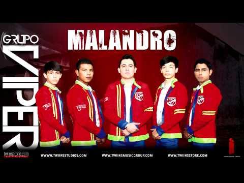 Grupo Viper - Malandro