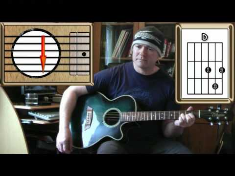 Baby Can I Hold You - Tracy Chapman - Guitar Lesson
