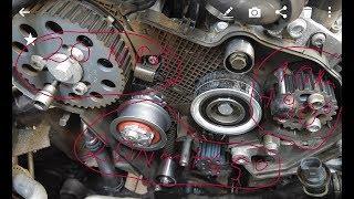 Wymiana Paska Rozrządu Octavia Ii 16 Benzyna Silnik Bse Mp3toke