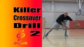 Killer Crossover Drill 2 Tutorial How To Do NBA Ankle
