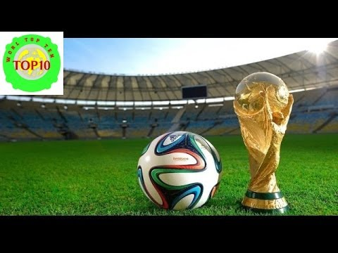 Top 10 Teams Most Likely To Win The 2014 FIFA World Cup