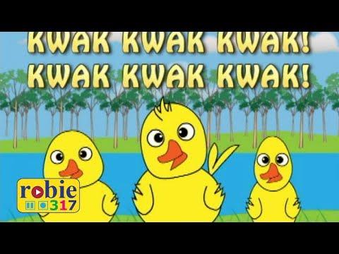 Tatlong bibe animated (Awiting Pambata)