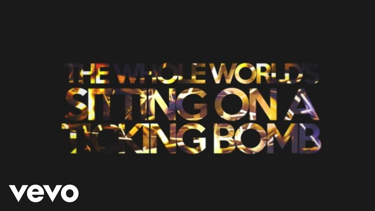 Aloe Blacc - Ticking Bomb (Official Lyric Video)
