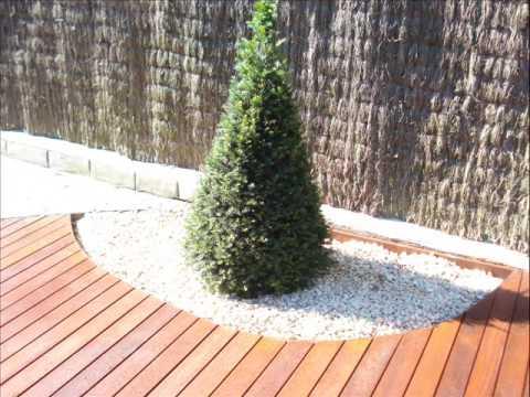 Jardineras de madera baratas
