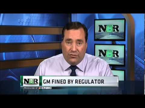 Nightly Business Report: NHTSA fines General Motors