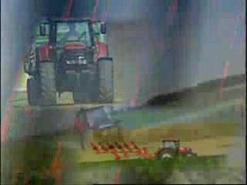 Case CVX Serisi Traktörler CVX Series Tractors Trakmak Vidyo