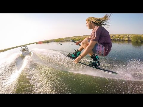 GoPro: Delta Force Summer Kick Off - Wakeboarding