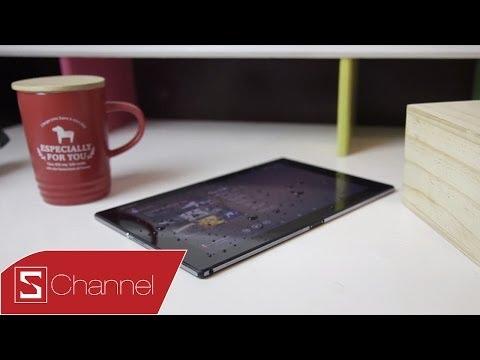 Đánh giá chi tiết Xperia Z2 Tablet : Thiết kế, màn hình, hiệu năng...
