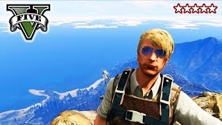 GTA 5 Extreme SKY-DIVING!!! GTA 5 Funny Fails Playing