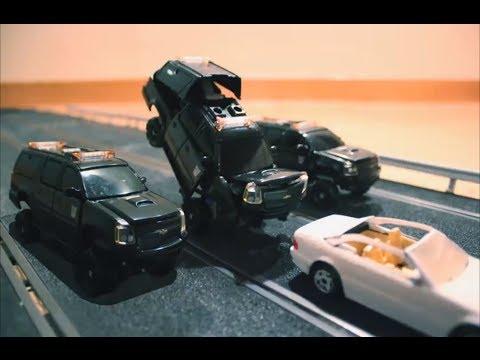 Hình ảnh trong video Transformers DOTM stop motion (part4)(Spanish