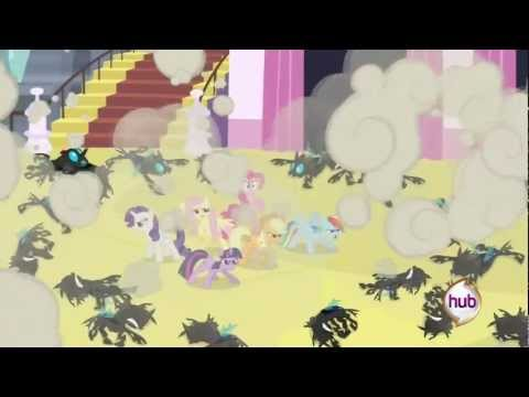 Gatling Sparkle 2.0: Pinkie Pie Defeats the Horde!