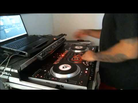 DJ Buck Blend #4  Ginuwine - Pony (Acapella) Over Soulja Boy - Crank Dat (Instrumental) {Remix}