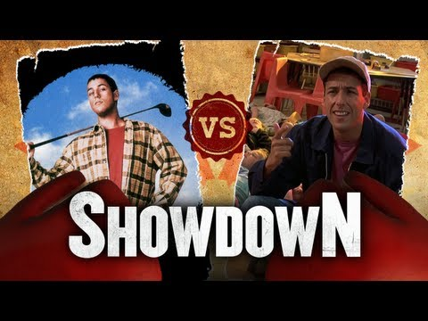 Happy Gilmore vs. Billy Madison - Which Adam Sandler Is Funnier? Showdown HD