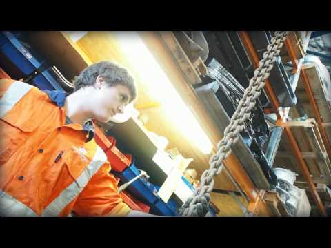 0 How do you check a lifting chain?  Ranger BEN tells you!