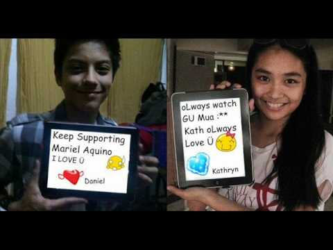 Daniel Padilla - Hinahanap-hanap Kita- KathNiel (Kathryn and Daniel)