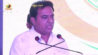 IT Minister KTR Speech At Launch Of Telanagana Intellecual Property Crime Unit In Hyd