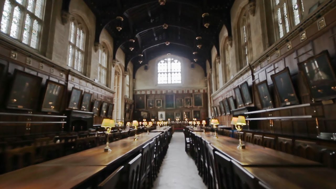 Oxford Epic Harry Potter Locations Youtube