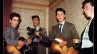 The First Song Ever Recorded By The Quarrymen(Pre-Beatles