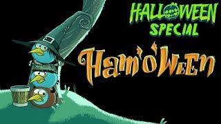 Angry Birds - Hamoween