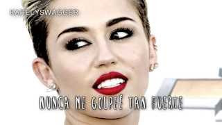 Wrecking Ball Miley Cyrus (Traducida Al Español