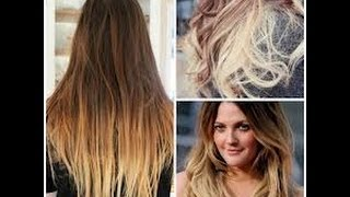 Mechas californianas en un minuto