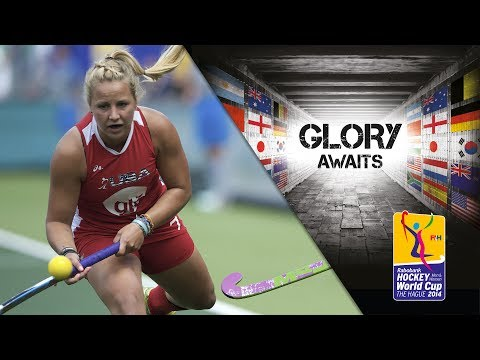 USA vs Argentina - Women's Rabobank Hockey World Cup 2014 Hague 3rd/4th Place [14/6/2014]