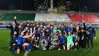 Highlights: Italia-Israele 12-0 - femminile (24 febbraio 2021)