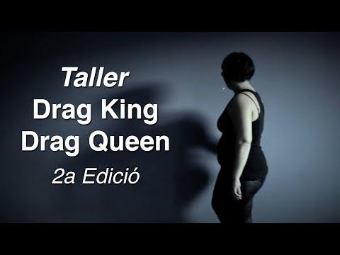 Taller Drag King - Drag Queen  |  2a Edició