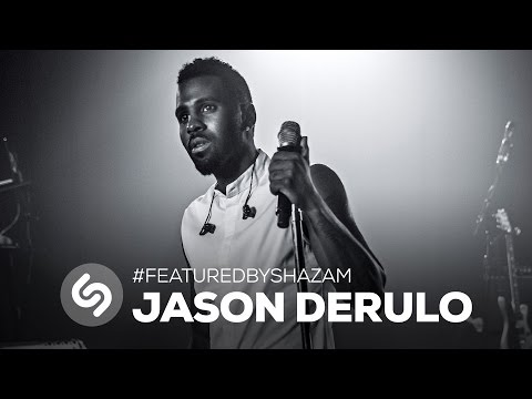 Jason Derulo: Want To Want Me #FeaturedByShazam