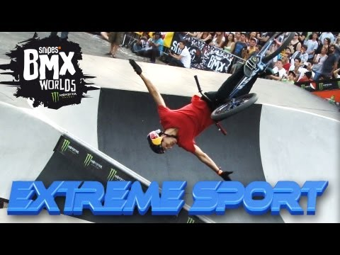 BMX Worlds 2013 - Daniel Dhers