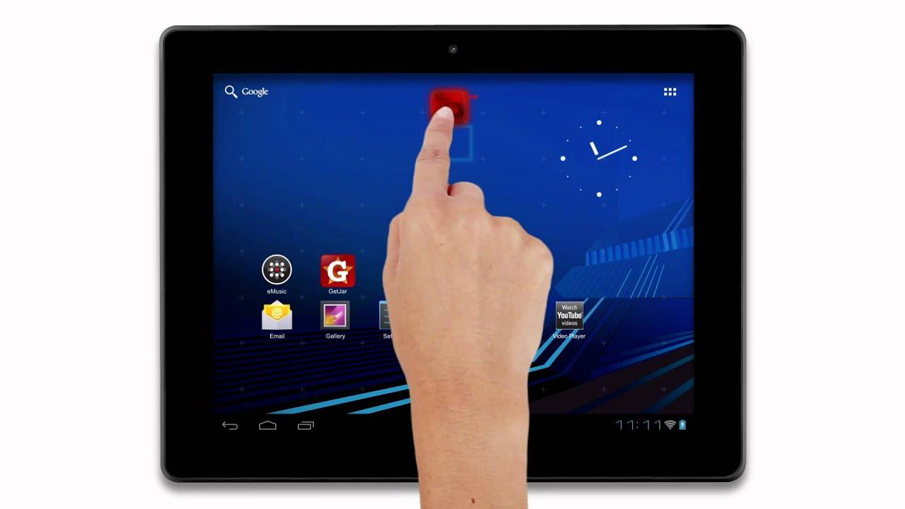 descargar juegos para tablet coby kyros