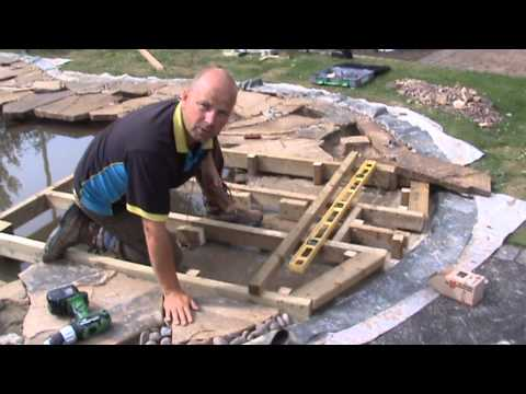 How to Build a Wildlife Pond Video - Complete pond building video by Pondguru