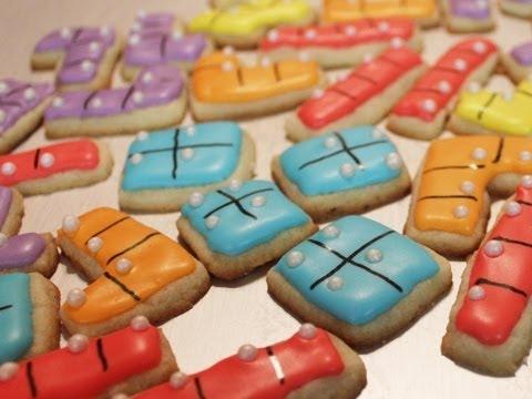 Tetris Cookies - QnB