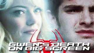 Death Of Gwen Stacy In 'The Amazing Spider-Man 2'