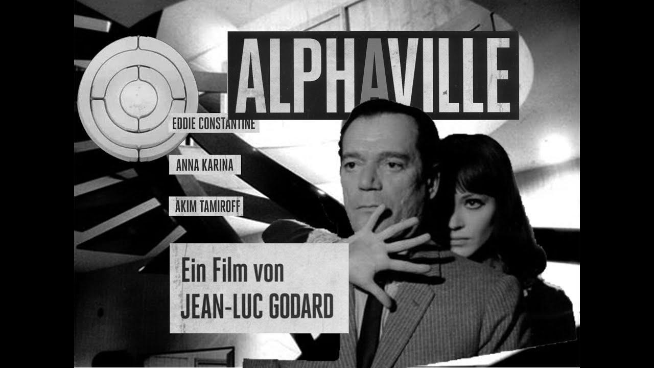 Trailer Alphaville Diretor Jean