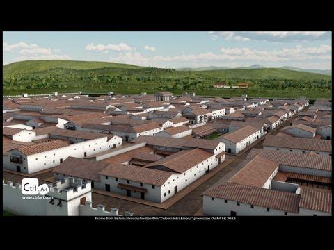 CtrlArt - Roman Town Historical Reconstruction: Colonia Iulia Emona