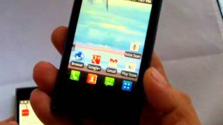 Compare Straight Talk LG Optimus Extreme And LG Optimus