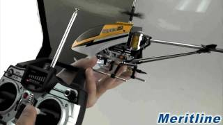 Double Horse RC Remote Control Helicopter @Meritline (#261