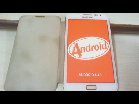Android 4.4.1 KitKat for Galaxy Note GT-N7000 ( Omni ROM )