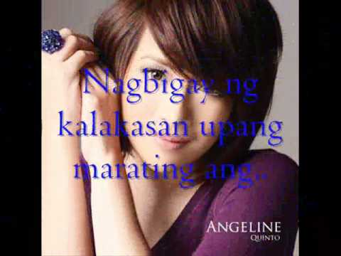 patuloy ang pangarap by angeline Quinto -D9JO_LLsvgg